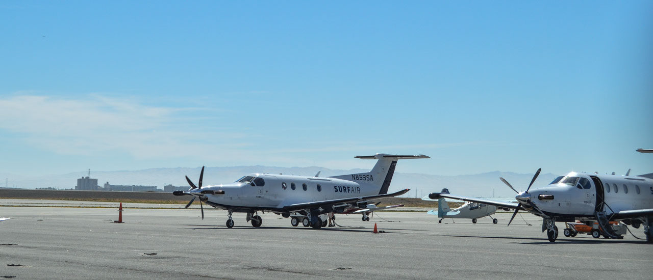 New fees imposed at two San Mateo County airports